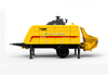 HBT8016KD trailer concrete pump