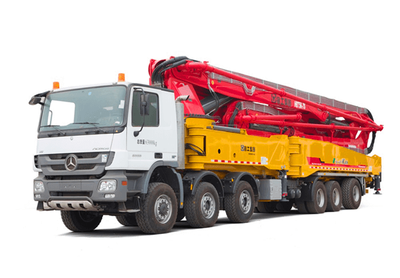 HB75K Truck-mounted Concrete Pump