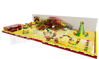 Kids Amusement Soft Indoor Playground 6648A