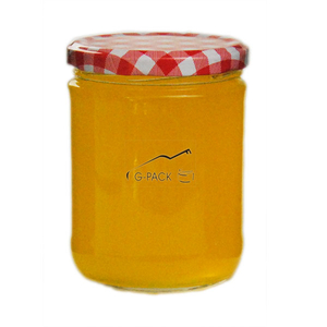 240ml Glass Honey Jars with Lids
