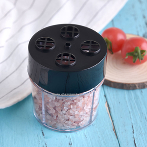 4 Individual Spout Spice Container