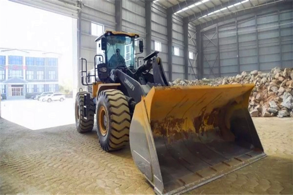 XCMG big wheel loader