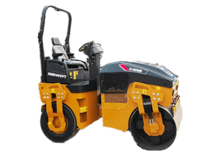 Small Road Roller XMR303S/403S