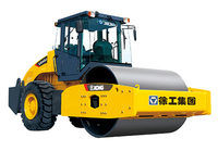 Single Drum Road Roller XS163J