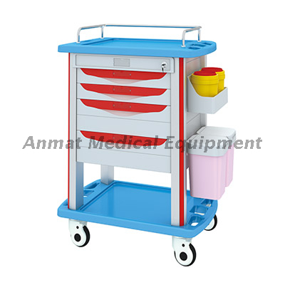 Multi-purpose medical treatment cart value
