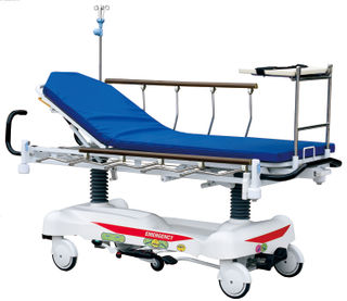 Hydraulic Transportation Trolley/ Stretcher Cart