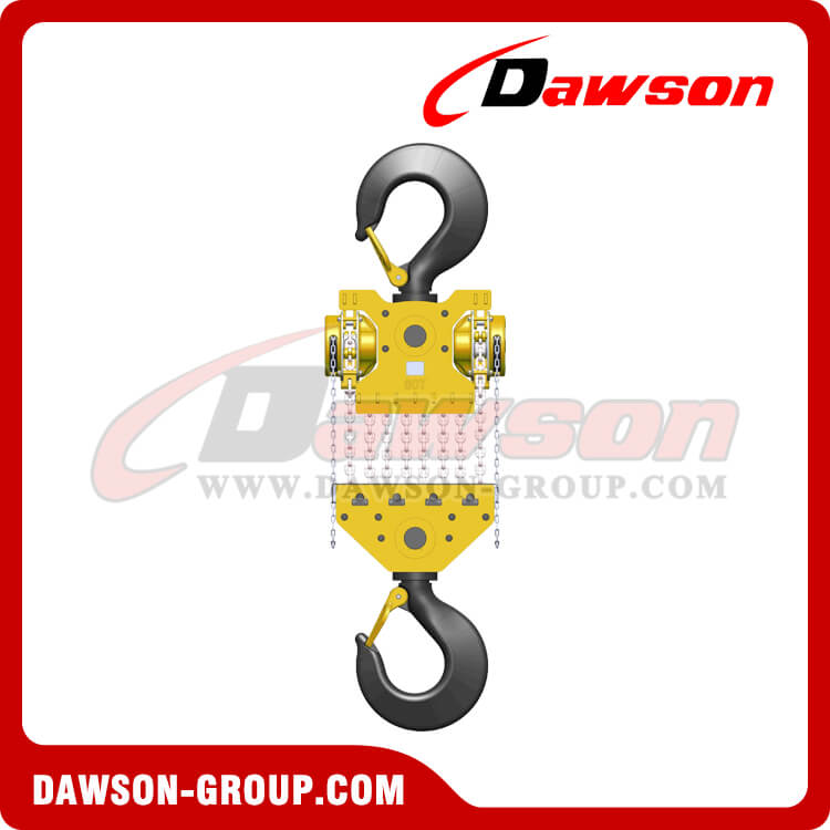 DAWSON 50T 60T Heavy Duty Lifting Chain Block, Chain Hoist