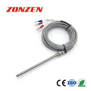 Probe Tube Thermocouple (ZZ-PT01-PT100)