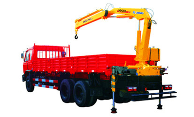 SQ4ZK2 truck-mounted crane