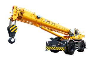 RT60 Rough Terrain Crane