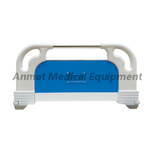 Composite PP and stainless steel Medical bed accessories headboard