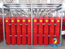 Marine CO2 Fire Extinguishing Systems