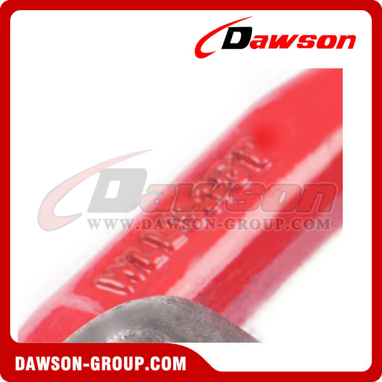 DS344 G80 D Ring With Spring - Dawson Group Ltd.