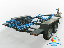 Fishing Boat Trailer