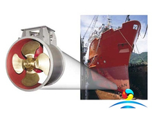 High Quality Marine Electric Side Thruster System Withe Marine Certificates
