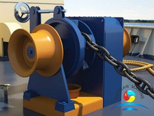 Marine Hydraulic Combined Single Gypsy Anchor Windlass Winches