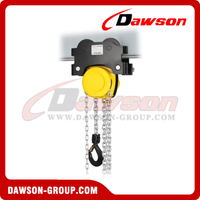 DS-HTP Chain Hoist Trolley,Chain Block Trolley